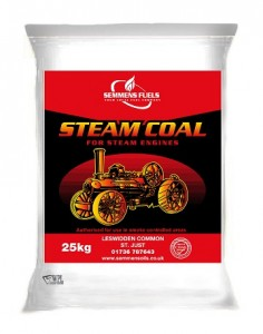 Semmens Fuels Steam Coal 25kg