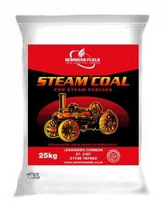 Semmens Fuels Steam Coal 25kg